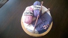 Knitting....