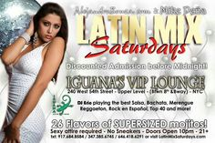 Iguana's Lounge Saturday 3/08/14