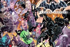 DC's 'Batman: Arkham Origins' MultiVerse Graphic Novel App: Choosing The Wrong Adventure