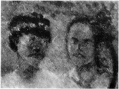 Cabeças de Negras 1920 | Vicente do Rego Monteiro óleo sobre tela 41.00 x 50.00 cm Coleção Israel Dias Novaes