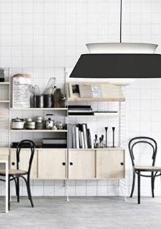 Vita Cuna Black Stylische Lampe Hängelampe Deckenlampe inkl. Original Kabel und >assung: Amazon.de: Beleuchtung