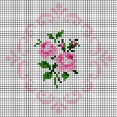 1 million+ Stunning Free Images to Use Anywhere Mini Cross Stitch, Cross Stitch Rose, Cross Stitch Flowers, Cross Stitching, Cross Stitch Embroidery, Hand Embroidery, Cross Stitch Designs, Cross Stitch Patterns, Hippie Crochet