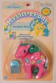 *MOC My little Pony G1