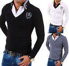 EUR 28,90 - Carisma 2in1 Longsleeve Polo-Shirt - http://www.wowdestages.de/eur-2890-carisma-2in1-longsleeve-polo-shirt/