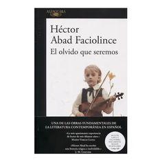 Libros de Literatura Colombiana | Panamericana Book Aesthetic, Cover, Books, Libros, August 25, Real People, Oblivion, Female Assassin, Book