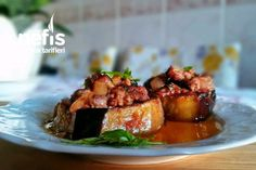 Fırında Kıymalı Patlıcan #fırındakıymalıpatlıcan #etyemekleri #nefisyemektarifleri #yemektarifleri #tarifsunum #lezzetlitarifler #lezzet #sunum #sunumönemlidir #tarif #yemek #food #yummy