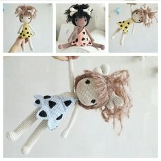 Amigurumi Doll Free Pattern —Amigurumi doll crochet free pattern Free Crochet, Crochet Hats, Amigurumi Doll, Free Pattern, Crochet Necklace, Crochet Patterns, Dolls, Knitting Hats, Crochet Collar