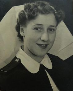 I was a very junior Nursing Sister and held in awe the Senior Sister who was in charge of the . History Of Nursing, Medical History, History For Kids, Women In History, Ancient History, History Classroom, History Teachers, History Icon, Art History
