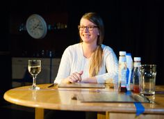 Shirley Valentine played for a special two-night performance over Valentines Weekend at the Lantern Liverpool. It was our first one-woman show and went down a storm, with Jackie Jones in the title role. Shirley Valentine, Valentines Weekend, Liverpool, Lantern, Woman, Night, Hurricane Glass, Women, Lanterns