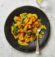 Meera Sodha's vegan recipe for squash and sweetcorn erriseri Tamarind Recipes Vegetarian, Veggie Recipes, Indian Food Recipes, Ethnic Recipes, Veggie Meals, Savoury Recipes, Savoury Dishes, Gourmet Cooking, Cooking Recipes