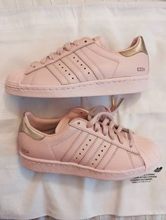 Custom Adidas Supercolor Superstar Shoes Blush Pink | Kixify Marketplace