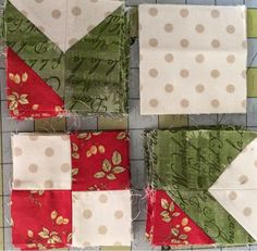 Thank you Sherri for rearranging my turn on the hop. Here are my blocks and my process. I don't have muc. Christmas Tree Quilt Pattern, Christmas Quilting, Scandinavian Quilts, Sewing Crafts, Sewing Projects, Quilt Corners, Star Quilt Patterns, Quilt Tutorials, Quilt Blocks