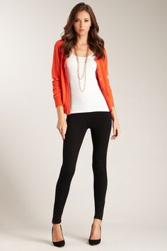 Cashmere Leggings. So perfect for winter.