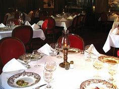 The Red Room @ John Thomas in Ithaca NY!!  Such good food!!