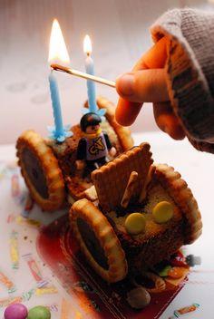 Bon anniversaire ! 40 goûters de rêve…