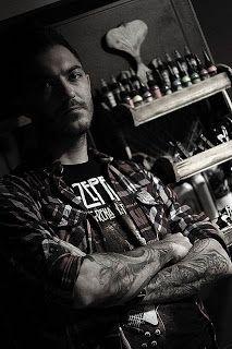 TATTOO FANS GR: Χρήστος Γαληρόπουλος και Blackline Tattoo Studio