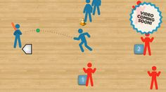 Ribby is a fun striking/fielding game for your physical education classes. Click through to learn more about the rules, layers, tactics and learning outcomes this game focuses on! #physed