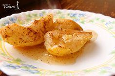 Печеные груши с корицей и медом рецепт – выпечка и десерты. «Афиша-Еда»