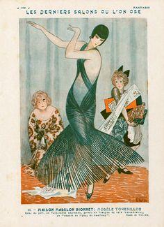 Armand Vallée 1926 Evening Gown, Madeleine Vionnet, Fitting
