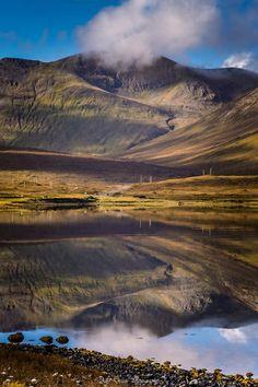 Loch Cuithir, Isle of Skye, Scotland