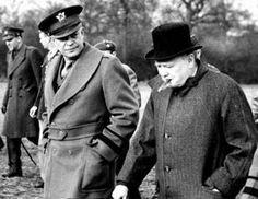 Eisenhower & Churchill