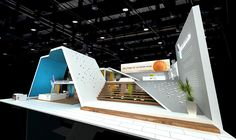 tatweer misr on Behance Behance, Exhibition Booth, Environmental Design, Booth Design, Exhibitions, Museums, Interior Design, Architecture, Gallery