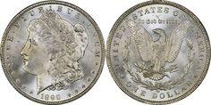 Buy Now on eBay: http://ccfgo.com/1890OMorganDollar  1890 O Morgan Dollar PCGS MS-65