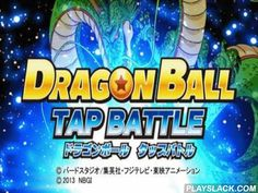 Dragon Ball: Tap Battle  Android Game - playslack.com , large Japanese battles with graphics in copal style.
