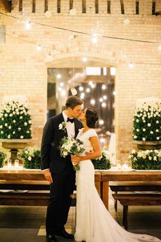Beautiful wedding shot