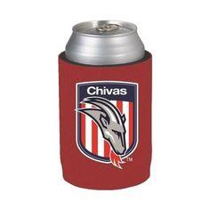 Chivas USA MLS Can Kaddy Cooler- 2 Pack