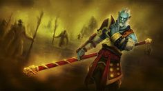 phantom lancer dota 2 wallpaper fondo loading screen