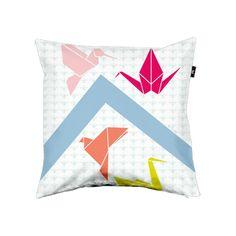 pillow paperbird - Details - Envelop
