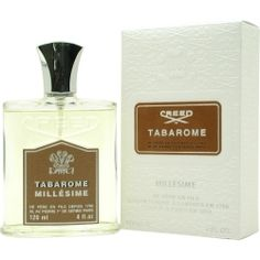 Creed Tabarome By Creed Eau De Parfum Spray 4 Oz. Eau de parfum spray 4 oz design house: creed year introduced: 1999 fragrance notes: musk, jasmine, ginger and vetiver. recommended use: romantic Creed Cologne, Men's Cologne, Popular Perfumes, Men's Aftershave, Parfum Spray, After Shave, Perfume Bottles, Jasmine, Bergamot