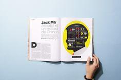 Jack Ma infographic | La Tigre