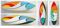 Resultado de imagem para desenhos para pranchas de surf