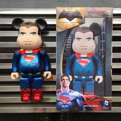 It's a bird! It's a plane! It's- Wait we used that comment already  Save 20% off the Superman Dawn of Justice 400% Bearbrick! Huge savings on a Bearbrick this size don't sleep! (Not many left either!)  #mindzai #dailydeal #superman #dawnofjustice #bearbrick #bearbrick400 #medicom #toronto #markham