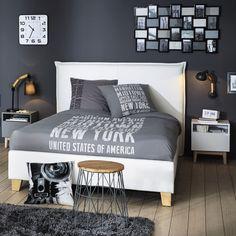 kinderzimmer jugendzimmer junge blau wei einzelbett bettkasten kinderzimmer 1 pinterest. Black Bedroom Furniture Sets. Home Design Ideas
