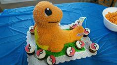Charmander cake (pokemon)