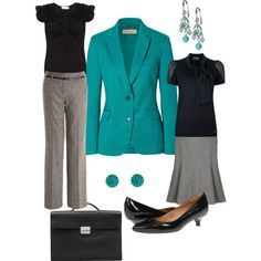 interview outfit idea #1 made on polyvore- think I'm going with this... IF I get an interview anywhere