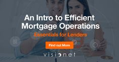 Optimizing loan operations can be tricky, but technology-led solutions can help. This blog post shows you how.