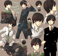 Find images and videos about anime, harry potter and tom marvolo riddle on We Heart It - the app to get lost in what you love. Fanart Harry Potter, Harry Potter Toms, Harry Potter Ships, Harry Potter Universal, Hogwarts, Slytherin, Dark Harry, Regulus Black, Lord Voldemort