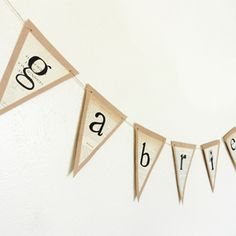 DIY Banner Tutorial for Parties and Events