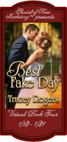 New Age Mama: Book Spotlight - Best Fake Day by Tracey Rogers