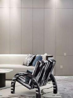 Single Sofa, Armchairs, Ph, Baby Strollers, Restaurants, Mood, Cool Stuff, Interior, Projects