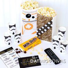 Star Wars Movie Date Night