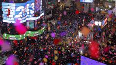 Photos: The world rings in the new year - CNN.com
