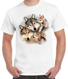 Wolf Harmony T-Shirt