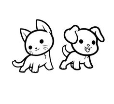 Easy animals drawings easy animal drawings coloring pages simple drawing animals cute easy drawings of baby easy animals simple cartoon drawings animals Animal Sketches Easy, Cute Easy Animal Drawings, Baby Animal Drawings, Cartoon Drawings Of Animals, Anime Animals, Cute Animal Pictures, Draw Animals, Puppy Drawings, Zoo Animals