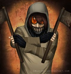 Image result for Creepypasta Ticci Toby