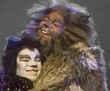 Misty and  Deuteronomy.  I suspect they live in the same house, along with Rum-Tum-Tugger